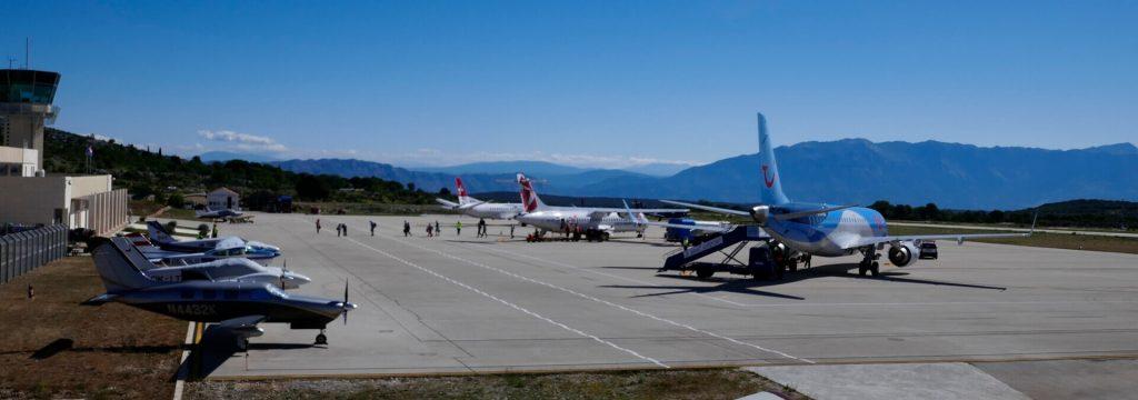 Airport Brac Croatia Letovi
